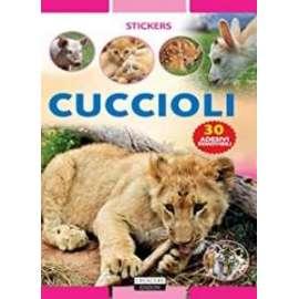 Libri ED.CRESCERE - STICKERS CUCCIOLI