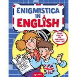 Libri GIUNTI - ENIGMISTICA IN ENGLISH