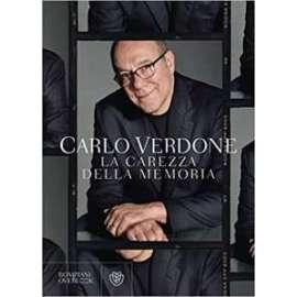 Libri - BOMPIANI - CAREZZA DELLA MEMORIA - VERDONE