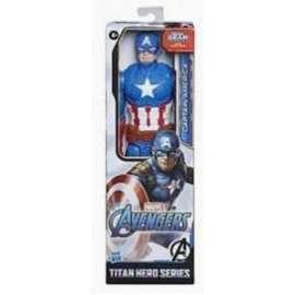 AVENGERS TITAN HERO CAPITAN AMERICA 30cm