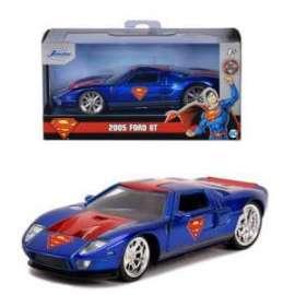 Giochi AUTO Superman FORD GT 1:32