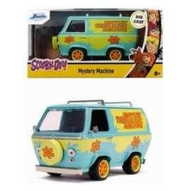 Giochi MYSTERY MACHINE Scooby Doo 1:32