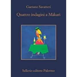 Libri SELLERIO - QUATTRO INDAGINI A MAKARI