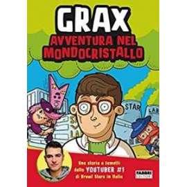 Libri FABBRI - CRAX avventura nel mondocristallo