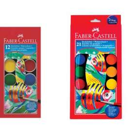 Acquerelli Faber-Castell