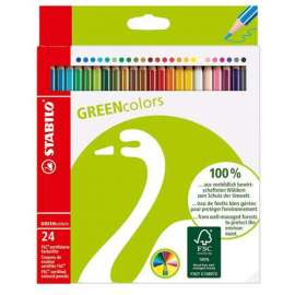 Pastello STABILO® GREENcolors