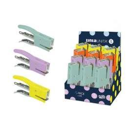 Cucitrice mini fluo/pastel