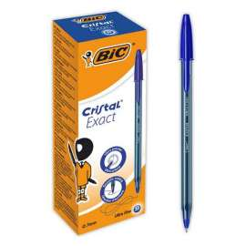 Penna a sfera Cristal EXACT Ultra Fine
