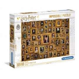 Giochi PUZZLE - 1000 - IMPOSSIBLE HARRY POTTER
