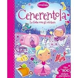 Libri EDICART - Stickers CENERENTOLA