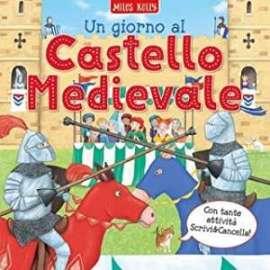 Libri EDICART - Scrivi&Cancella CASTELLO MEDIOVALE