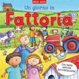 Libri EDICART - UN GIORNO IN FATTORIA