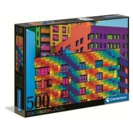 Giochi PUZZLE - 500 - COLORBOOM COLLECTION