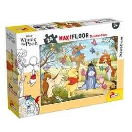 Giochi PUZZLE - MAXIFLOOR 24 - WINNIE THE POOH