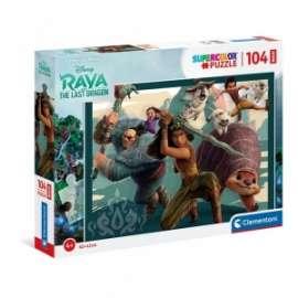 Giochi PUZZLE - MAXI 104 - RAYA