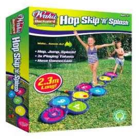 Giochi WAHU HOP SKIP 'N SPLASH