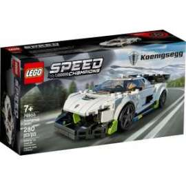 Giochi LEGO Speed - 76900 - KOENIGSEGG JESKO