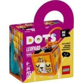 Giochi LEGO DOTS - 41929 - BAG TAG LEOPARDO