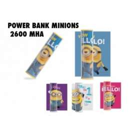 POWER BANK Maikii MINIONS 2600mAh
