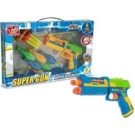 Giochi BULLET GUN C/BERSAGLI E PROIETTILI