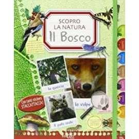Libri EDICART - SCOPRI LA NATURA - il bosco