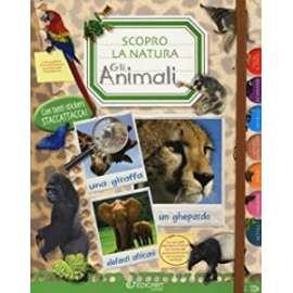 Libri EDICART - SCOPRI LA NATURA - gli animali