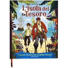 Libri EDICART - L'ISOLA DEL TESORO