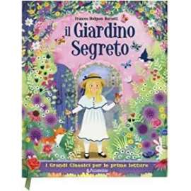 Libri EDICART - IL GIARDINO SEGRETO