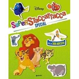 Libri W.DISNEY - STACCATTACCA SPECIAL