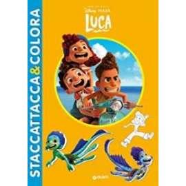 Libri W.DISNEY - STACCATTACCA Luca