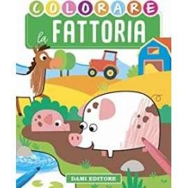 Libri DAMI - COLORARE LA FATTORIA