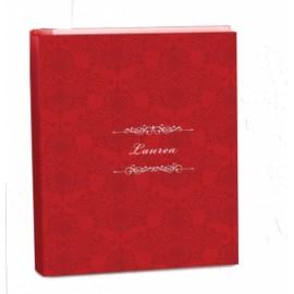 Album Foto Laurea ROSSO 24x30cm 30fg
