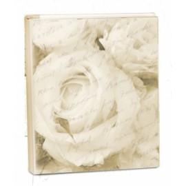 Album Foto Nozze ROSE E SCRITTE 24x30cm 30fg