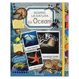 Libri EDICART - SCOPRI LA NATURA GLI OCEANI