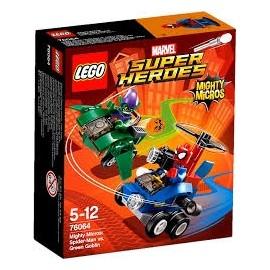 Giochi LEGO Mighty Micros - 76064 - SPIDERMAN VS GOBLIN
