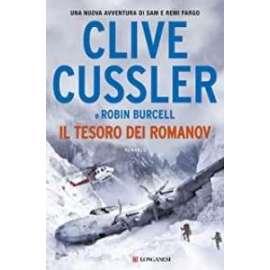 Libri LONGANESI- IL TESORO DEI OMANOV Clive Cussler