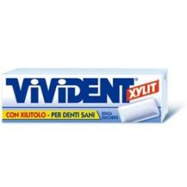 Dolci PERFETTI - VIVIDENT XYLIT STICK  conf.40stick - SPEARMINT*****