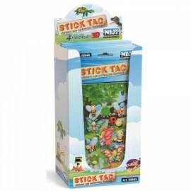 Stickers STICK STAC TRIDIMENSIONALI