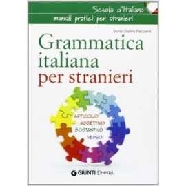 Libri GIUNTI - GRAMMATICA ITALIANA PER STRANIERI