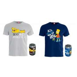 *THE SIMPSONS T-SHIRT