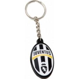 Calcio PORTACHIAVI IN GOMMA MORBIDA JUVENTUS