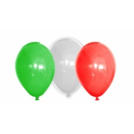 Party PALLONCINI MEDIUM TRICOLORE conf.24pz