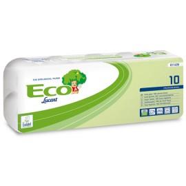 Carta igienica a rotolo ECO 10