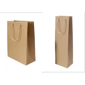 Shopper regalo Kraft Nature