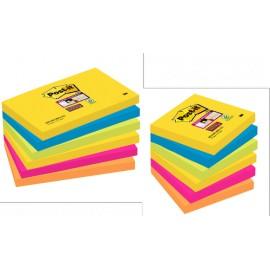 Foglietti Post It® Super Sticky Colori Rio De Janeiro