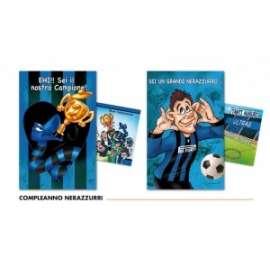 Biglietti Calcio LIGHT & SOUND NERAZZURRI conf.12pz