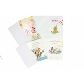 Biglietti Matrimonio SMILE CARDS conf.12pz