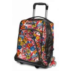 A&F 17 - FLORAL COLLECTION - TROLLEY - three wheels set