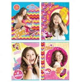 Pool Over 16 - SOY LUNA - MAXIQUADERNO 100gr - Rig.A