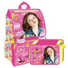 *OFFERTA Pool Over 16 - SOY LUNA - SCHOOL PACK Zaino + Astuccio